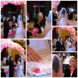 Algunas fotos de la ceremonia.