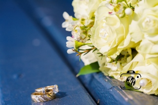 flores y anillos