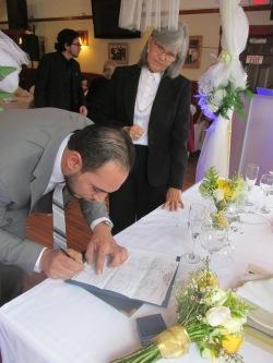 Firma de testigos