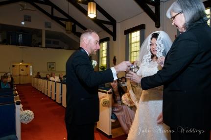 Rituales de amor: ceremonia del pan y el vino