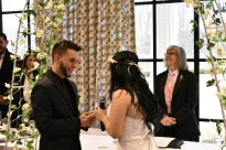 Risas, nervios y ternura en la pronunciación de los votos matrimoniales