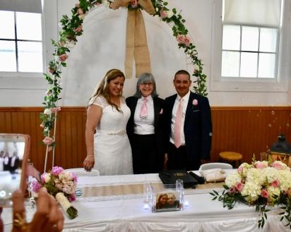 Con los recien casados