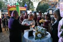 Ceremonia de la arena...amor indivisible